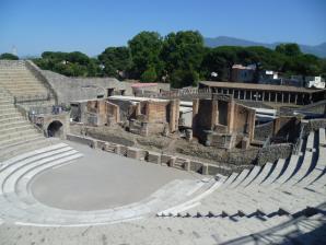 The Amphitheatre, Pompeii