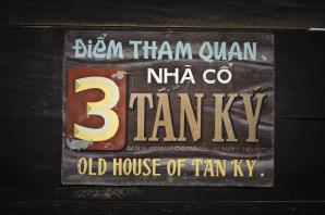 Old House Of Tan Ky, Hoi An