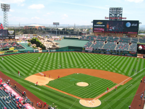 Angel Stadium Of Anaheim, Anaheim