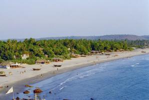 Arambol Beach, Arambol