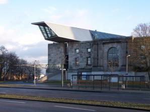 Dokumentationszentrum Reichsparteitagsgelaende, Nuremberg