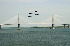 Arthur Ravenel Jr. Bridge, Charleston