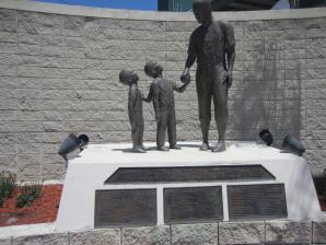 Jacky Robinson Ballpark And Statue, Daytona Beach