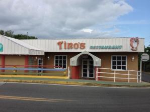 Tino's Restaurant, Cabo Rojo