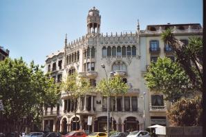 Casa Lleo Morera, Barcelona