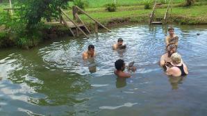 Sabeto Hot Springs And Mud Pool, Nadi