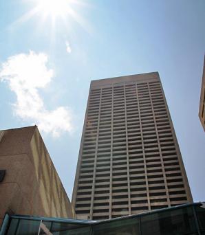 Carlton Centre Observation Deck, Johannesburg