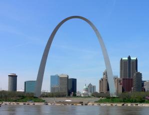 Gateway Arch, Saint Louis