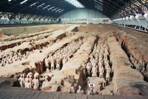 Emperor Qin Shi Huang's Mausoleum Site Park, Xian