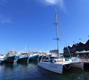 Fremantle Fishing Harbor, Fremantle