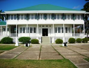 Government House, Belize City
