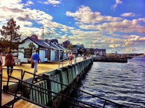 Halifax Waterfront Boardwalk, Halifax
