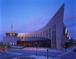 Country Music Hall Of Fame And Museum, Nashville