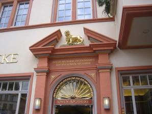 Golden Lion Pharmacy, Kaposvar