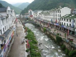 Tangmo Village, Huangshan