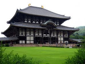 Todai Ji, Nara