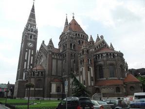 Votive Church, Szeged