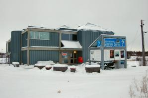 Northern Frontier Visitors Center, Yellowknife