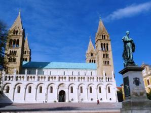 Pecs Cathedral, Pecs