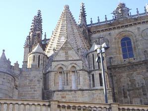 Cathedral Vieja And Catedral Neuva, Salamanca