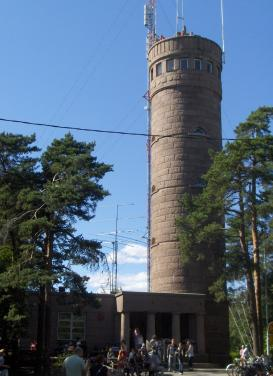 Pyynikki Park And Observation Tower, Tampere