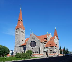Tampere Cathedral, Tampere