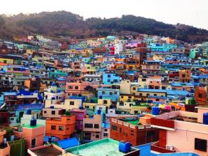 Gamcheon Cultural Village, Busan