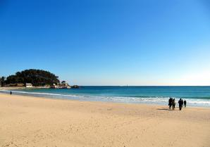Songjeong Beach, Busan