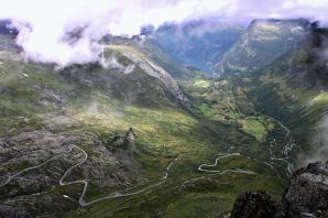 Dalsnibba Mountain Plateau, Geiranger