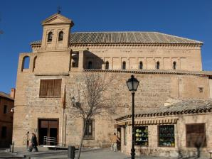 Synagogue Of El Transito, Toledo