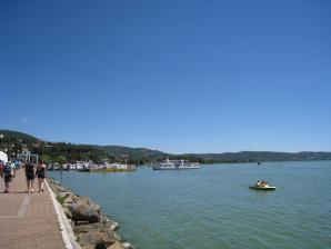 Lake Trasimeno, Perugia