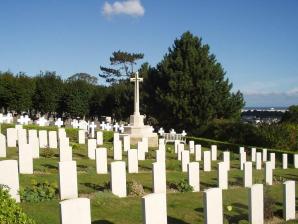 British War Cemetery, Bayeux