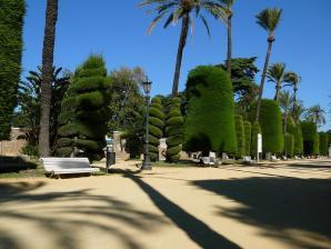 Park Genoves, Cadiz
