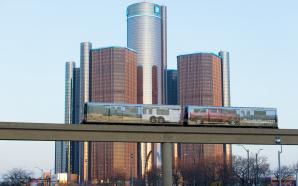 Detroit People Mover, Detroit