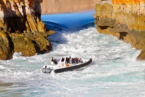 Horizontal Falls With Seaplane Adventures, Broome
