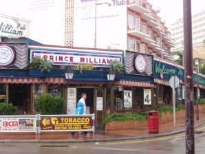 The Prince William Pub, Calvia