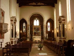 Church Of Sant' Agostino, San Gimignano