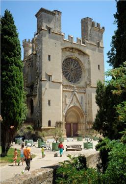 Cathedrale Saint Nazaire, Beziers