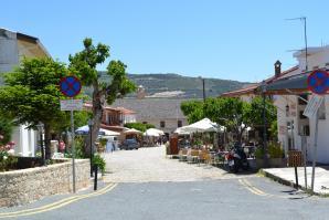 Omodos Village, Limassol