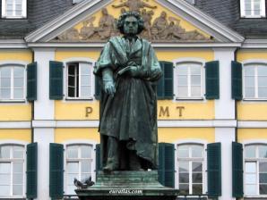 Beethoven Statue, Bonn