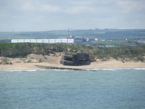 Calais Beach, Calais