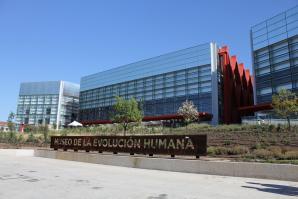 Museum Of Human Evolution Or Museo De La Evolucion Humana, Burgos