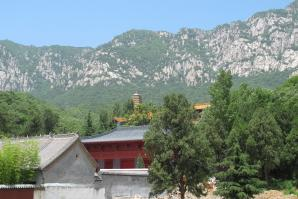 Shaolin Temple In Song Mountains, Zhengzhou