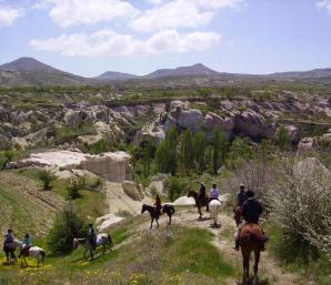 Horseback Riding, Avanos