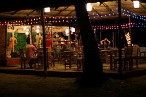 Full Moon Cafe, Havelock Island