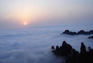 North Sea Scenic Zone, Huangshan