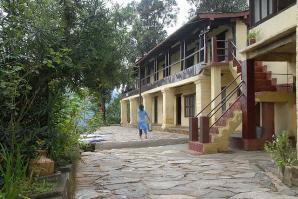 Lakshmi Ashram, Kausani
