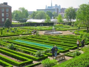 Jardin Des Plantes, Amiens