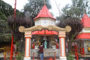 Goddess Naina Devi Temple, Nainital