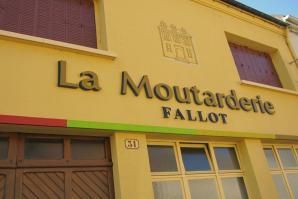 La Moutarderie Fallot, Beaune